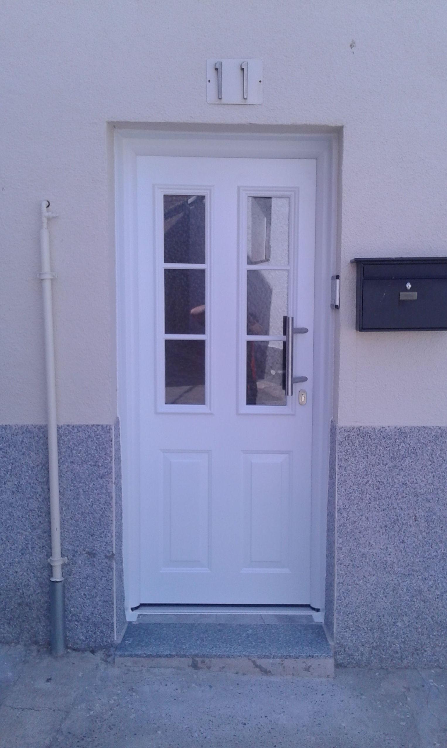 puertas de entrada en Lleida