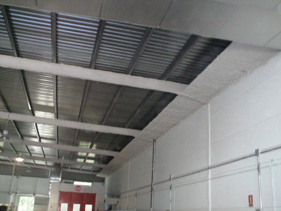 Protección pasiva contra incendios: Servicios de Ignifugados Borja