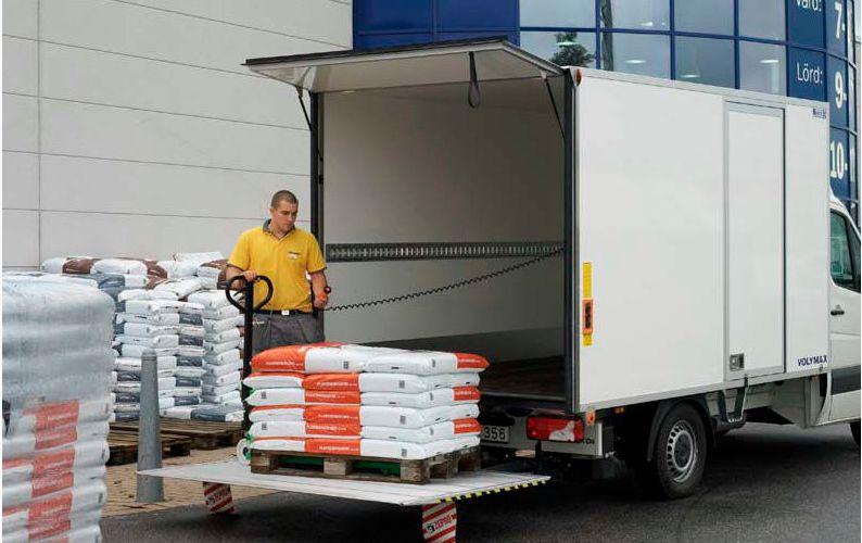 Mantenimiento plataformas elevadoras para camiones: Servicios de Talleres An-Car