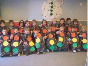 Foto 8 de Guarderías y Escuelas infantiles en Madrid | Escuela Infantil Kika