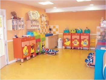 Foto 6 de Guarderías y Escuelas infantiles en Madrid | Escuela Infantil Kika