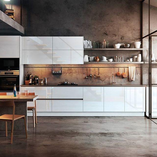 Tienda especializada en muebles de cocina