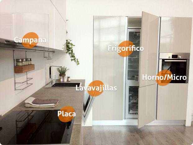 Foto 25 de Muebles de baño y cocina en Parets Del Vallès | TPC Cocinas