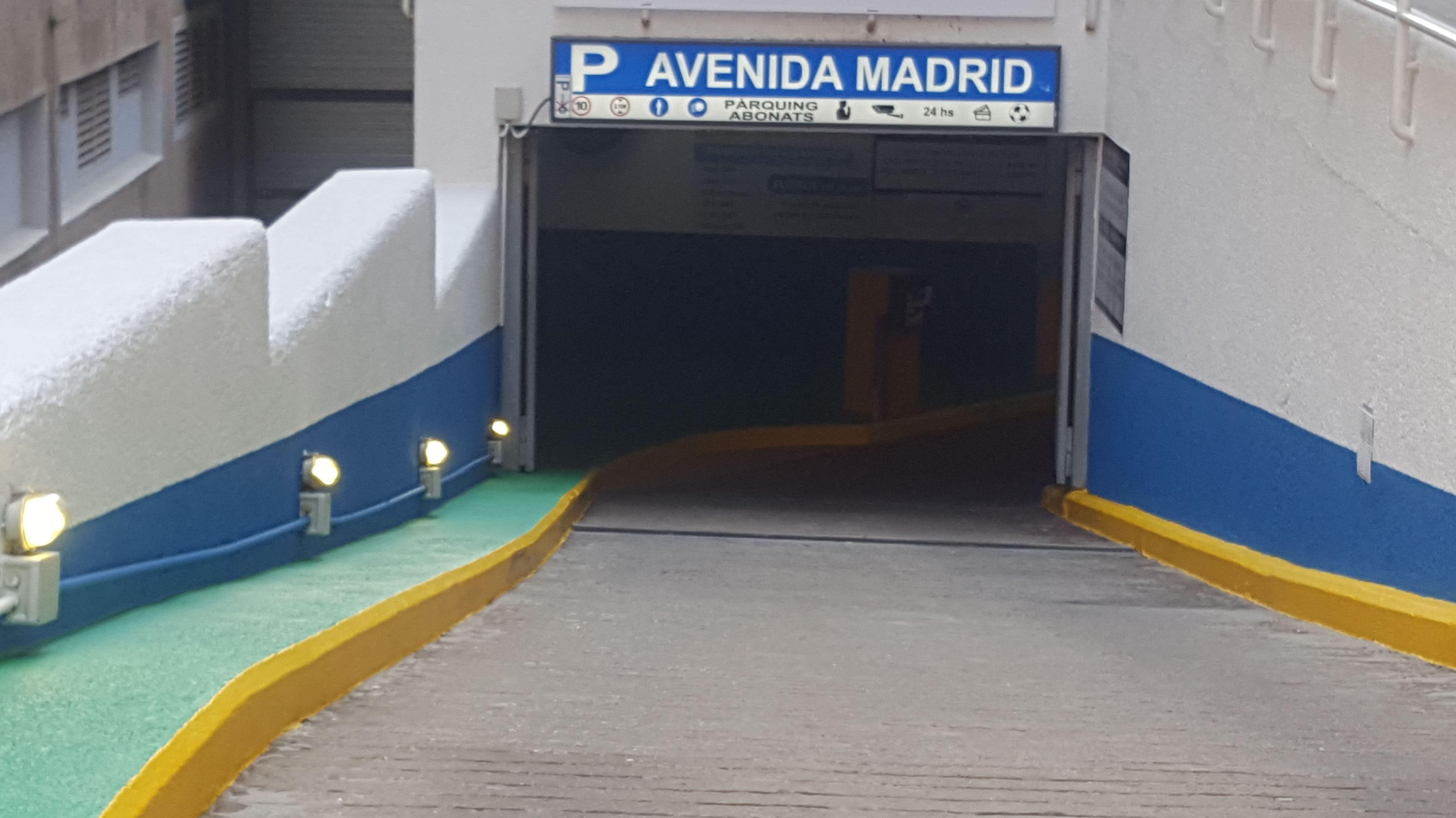 Parking público Catasus