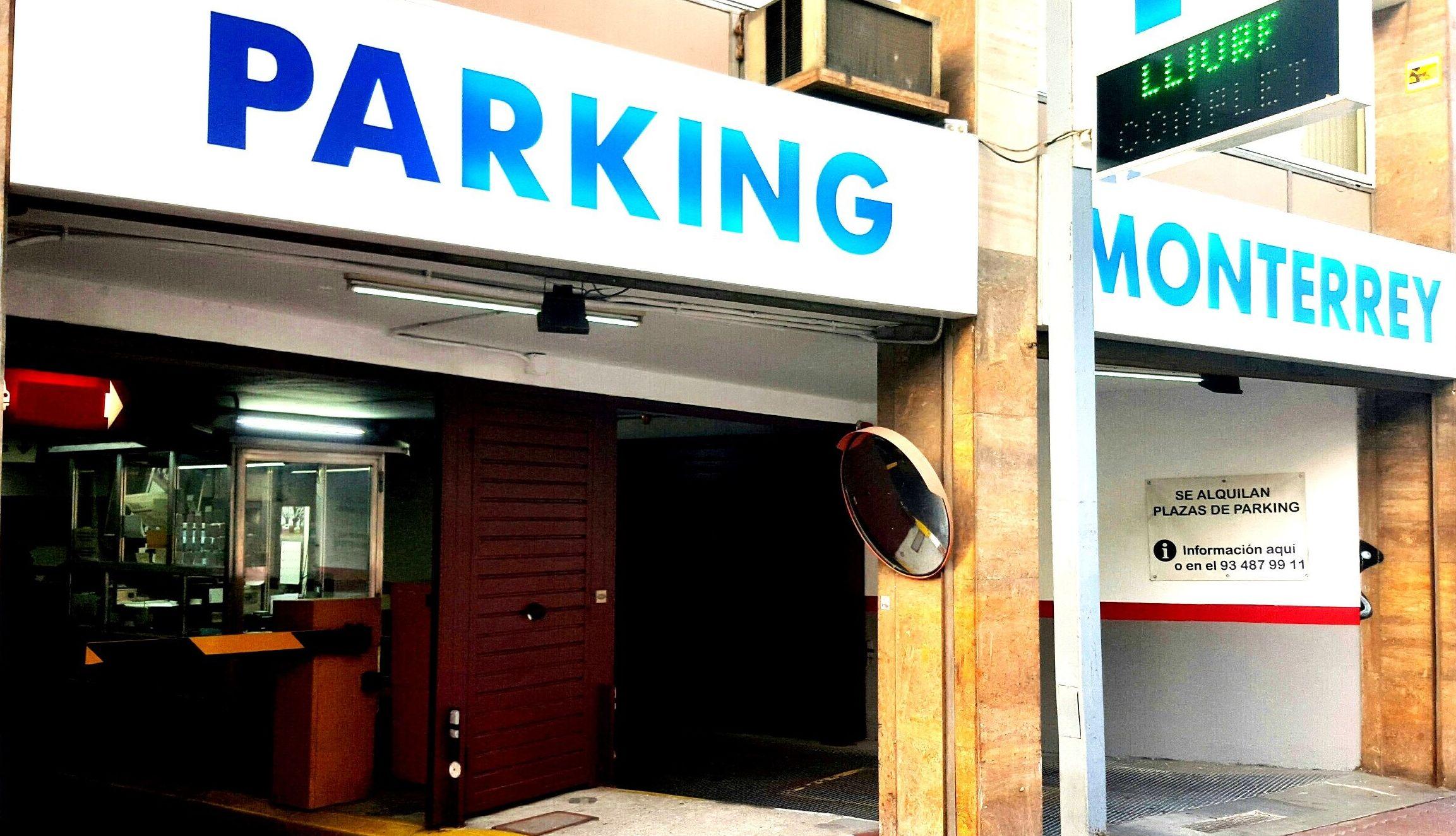 entrada avenida Misrtral 36