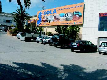 Foto 7 de Soportes publicitarios en Valencia | Zoco 3