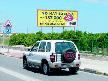 Foto 9 de Soportes publicitarios en Valencia | Zoco 3