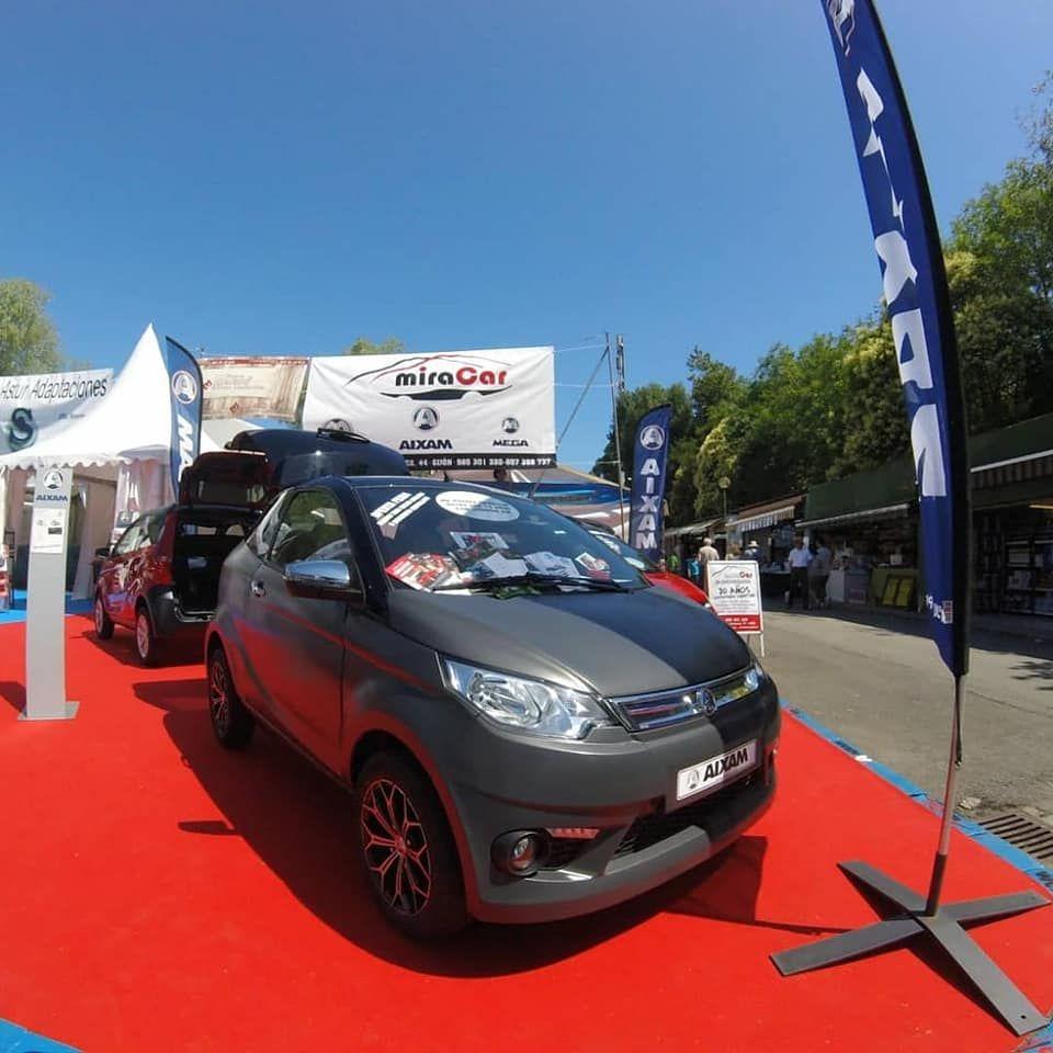 Venta de vehículos nuevos y usados en Asturias