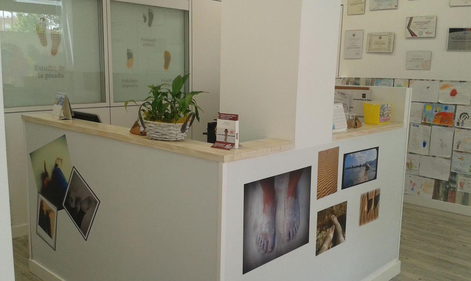 clínicas podológicas en Alcobendas