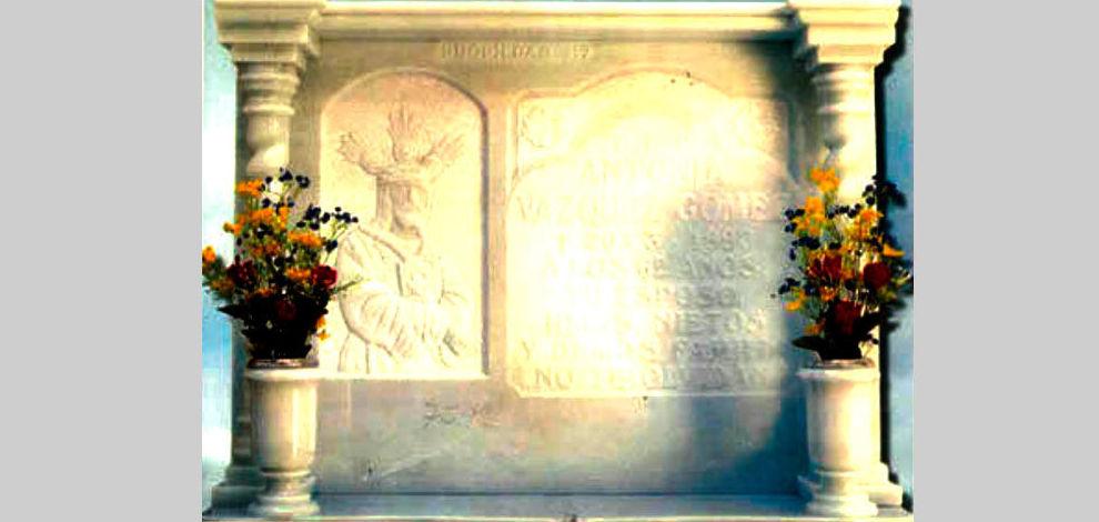 arte funerario coria del rio
