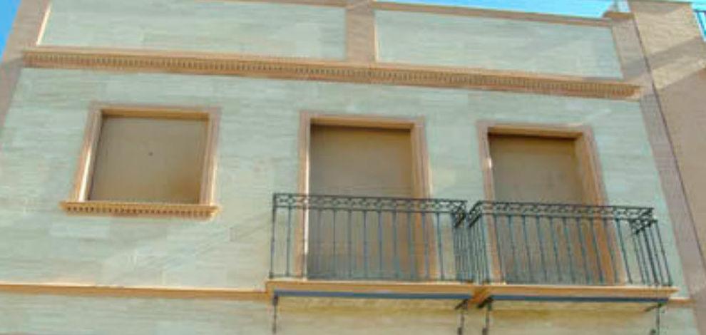 revestimientos de fachada sevilla