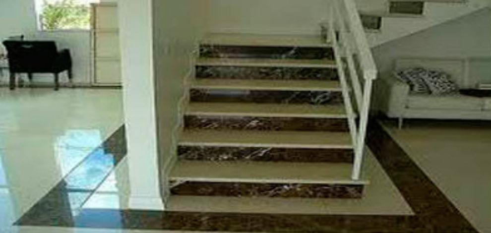 escaleras marmol