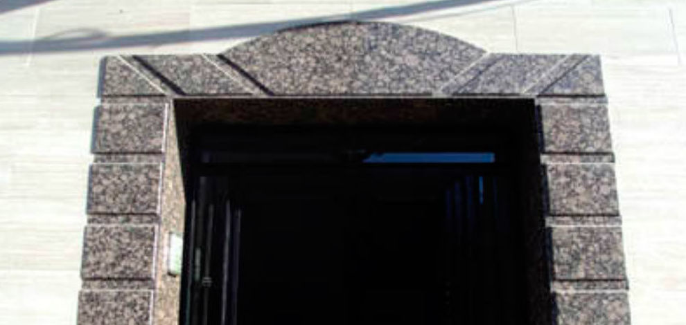 revestimientos fachada