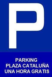 1 hora de Parking Gratis para nuestros clientes