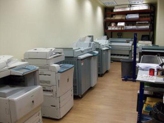 Foto 52 de Imprentas en  | Gráficas Castilla