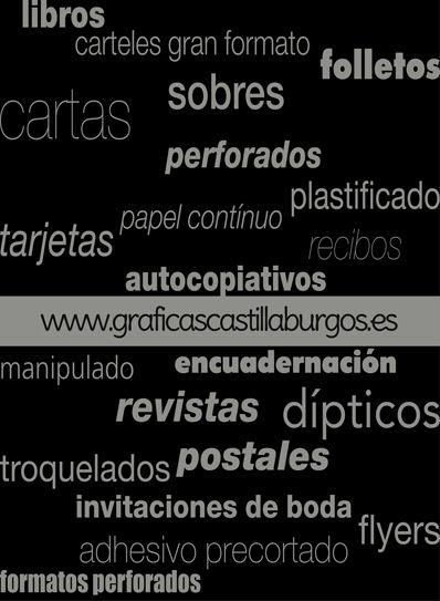 Foto 121 de Imprentas en Burgos | Gráficas Castilla