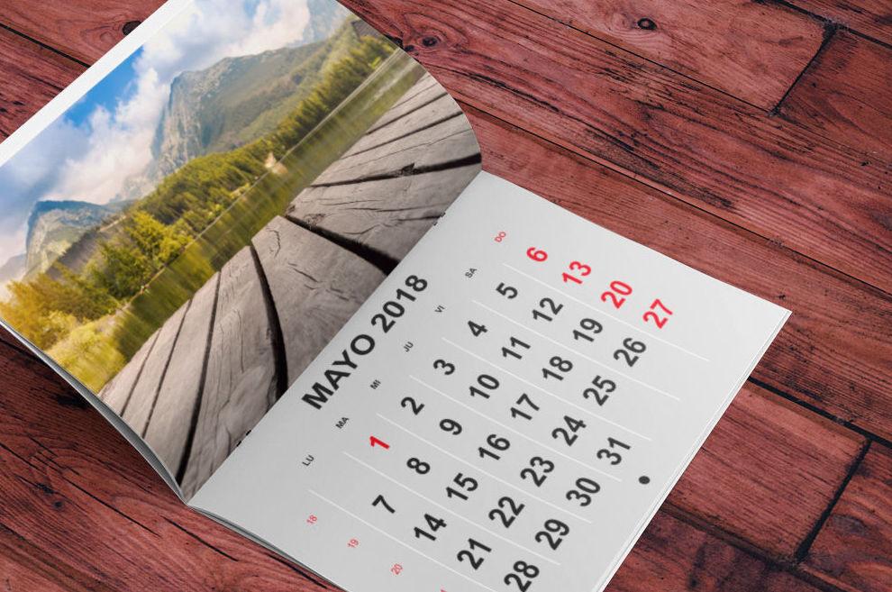 Calendarios de pared Burgos
