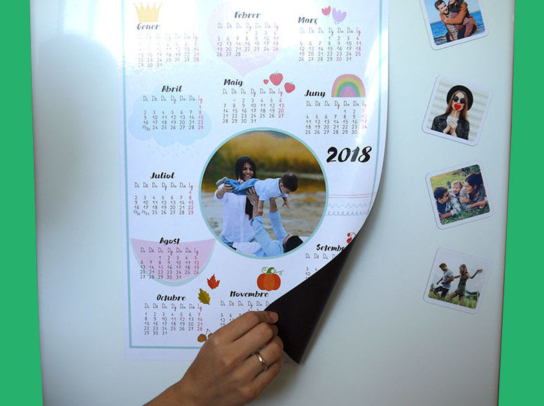 Calendarios personalizados Burgos