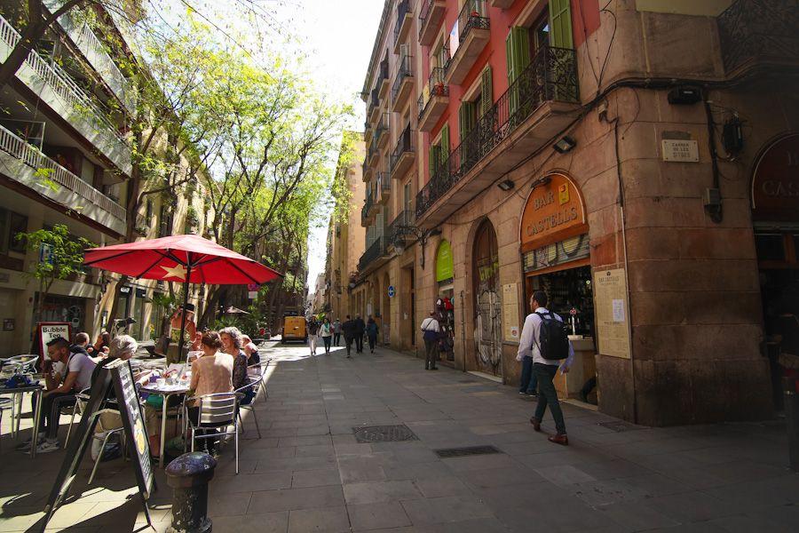 Tapas en Ciutat Vella, Barcelona