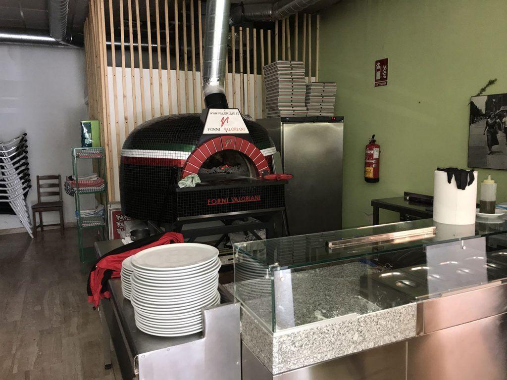 Cocina italiana tradicional Torremolinos