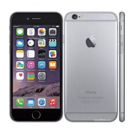 IPhone 6 Space Gray 64 Gb LIBRE Reacondicionado GRADO B 399,95 €