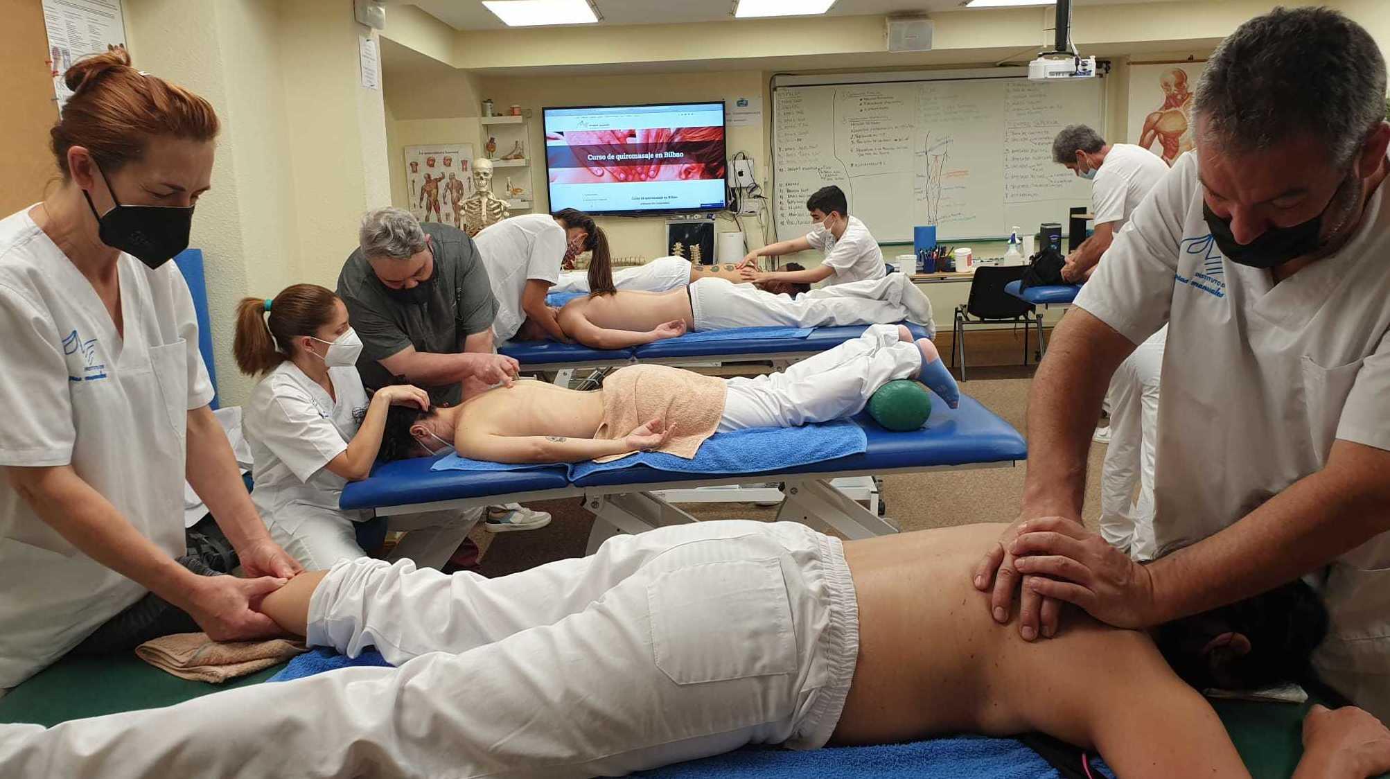 Foto 15 de Academias de enseñanzas sanitarias en Bilbao | Instituto de Terapias Manuales