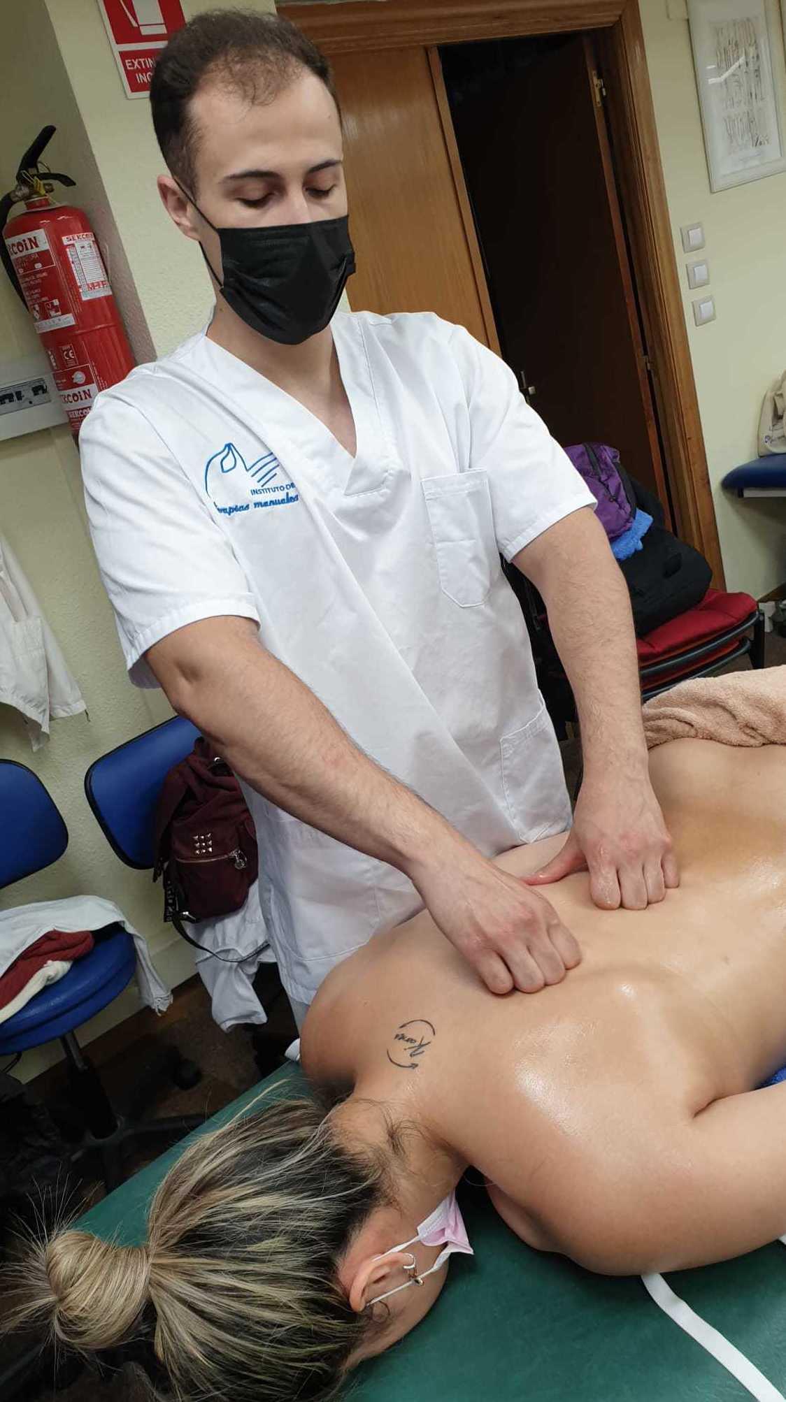 Foto 16 de Academias de enseñanzas sanitarias en Bilbao   Instituto de Terapias Manuales