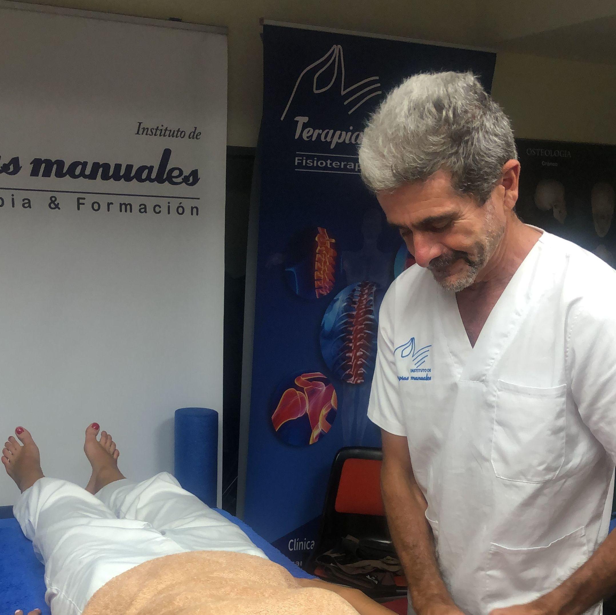 Foto 19 de Academias de enseñanzas sanitarias en Bilbao   Instituto de Terapias Manuales