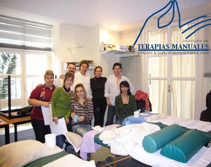 Foto 37 de Academias de enseñanzas sanitarias en Bilbao | Instituto de Terapias Manuales