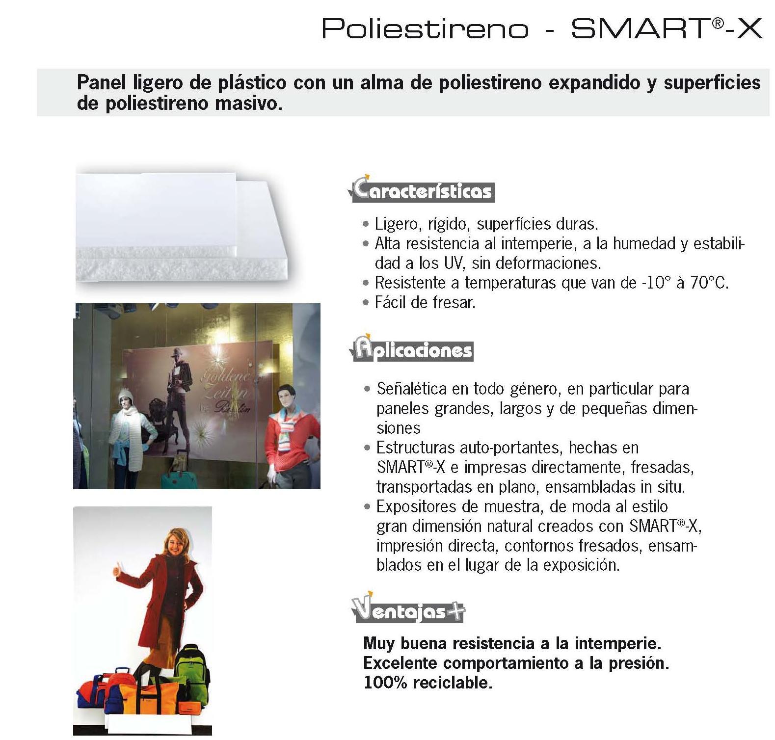 POLIESTIRENO SMART-X