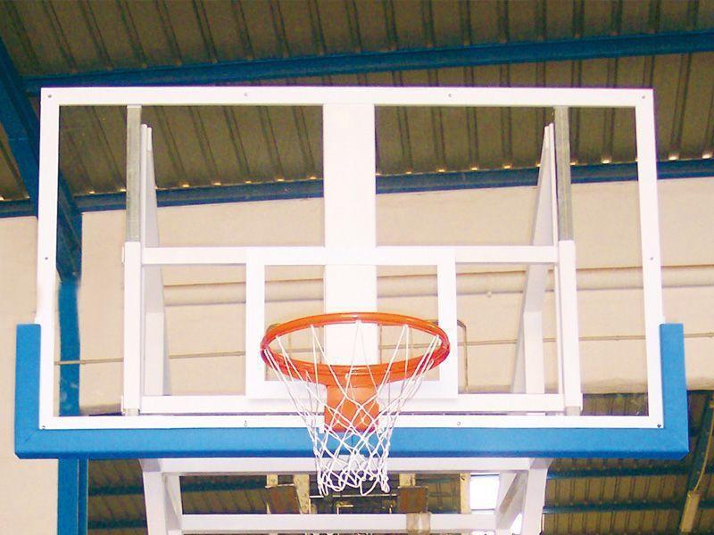 Tablero de baloncesto en metacrilato