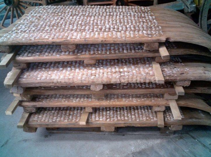 Trillos de labranza usados: Catálogo de Maderas Aguirre