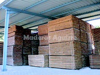 Almacenes de madera en Bizkaia