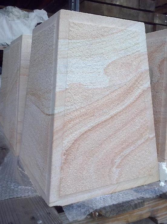 Piedras o Poyales para estructuras de madera: Catálogo de Maderas Aguirre