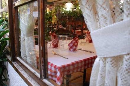 Restaurante Los Abetos, cocina catalana