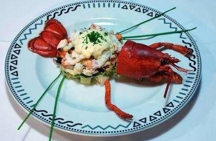PEIX I MARISC: PLATOS de Restaurante Los Abetos