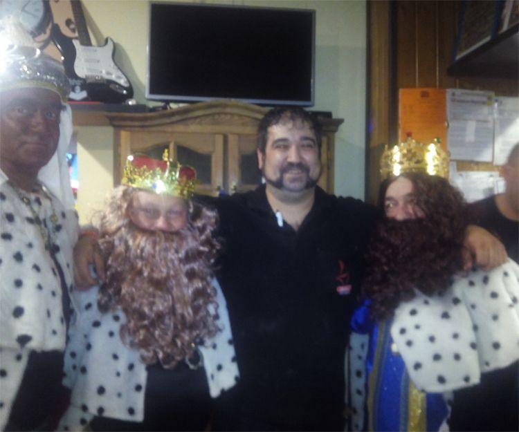 Nuestros clientes Los Reyes Magos