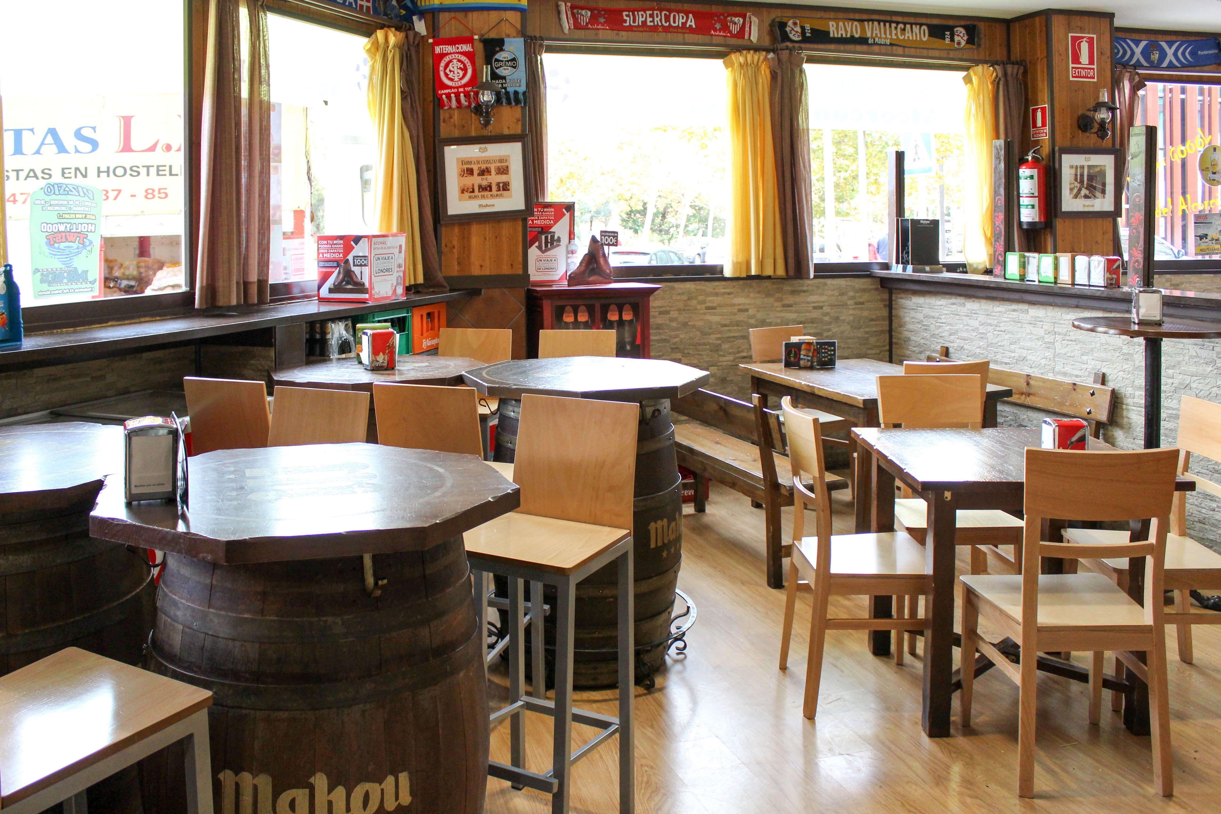 Foto 2 de Restaurante de cocina tradicional en Alcorcón | El Pisco