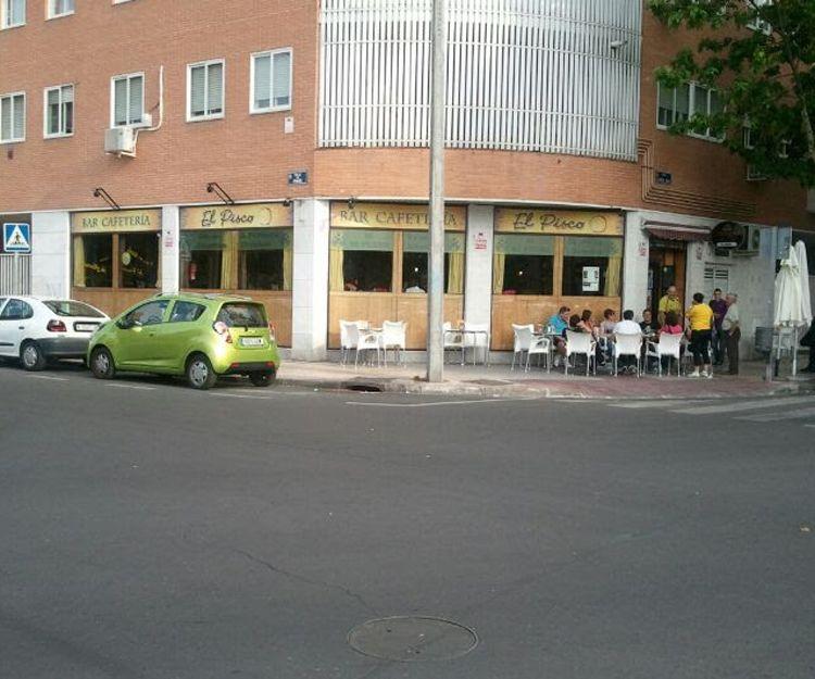 Nuestro bar en Alcorcón