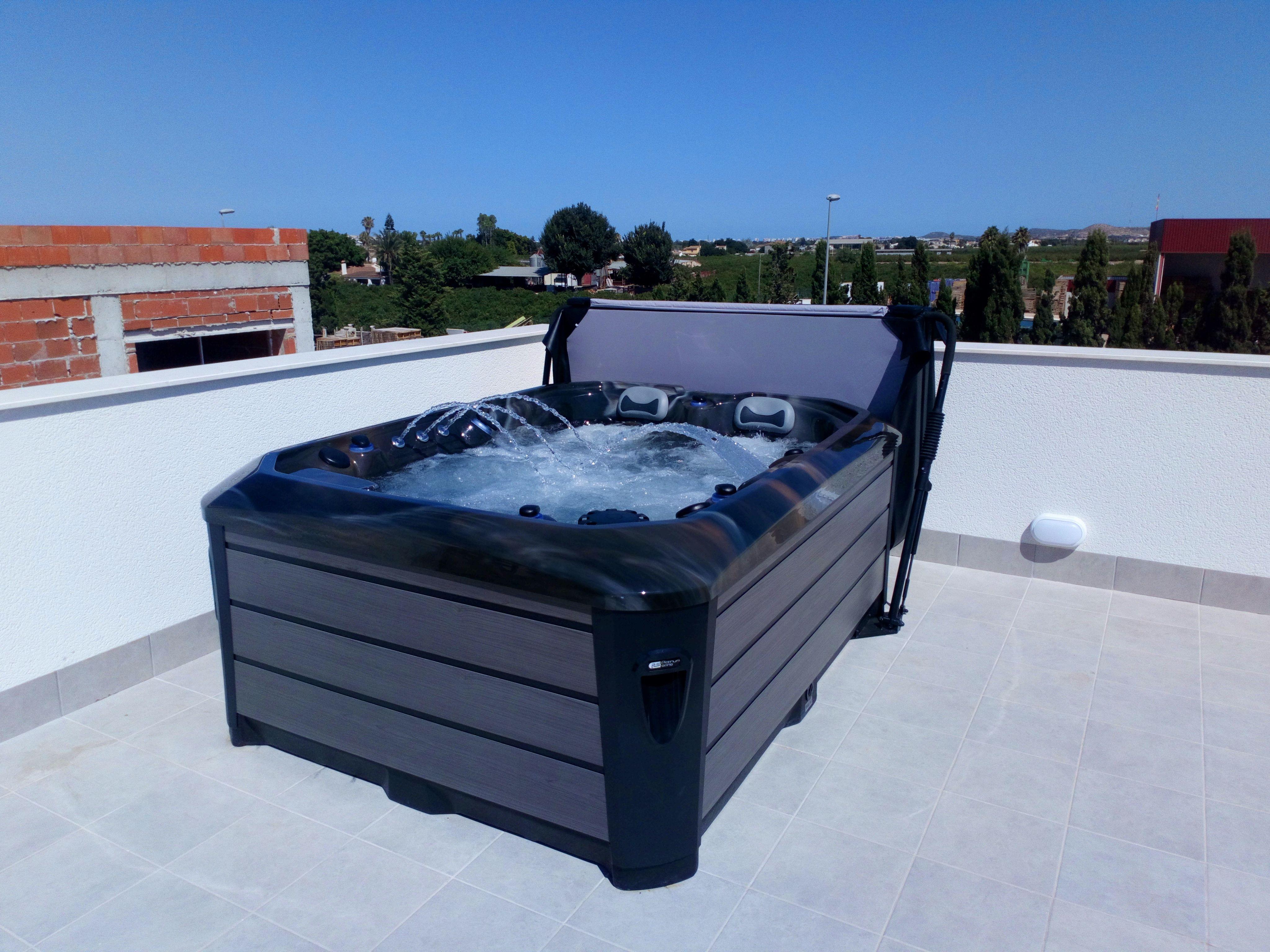 Foto 6 de Spas, piscinas y jacuzzis en Los Montesinos | Agua Flo