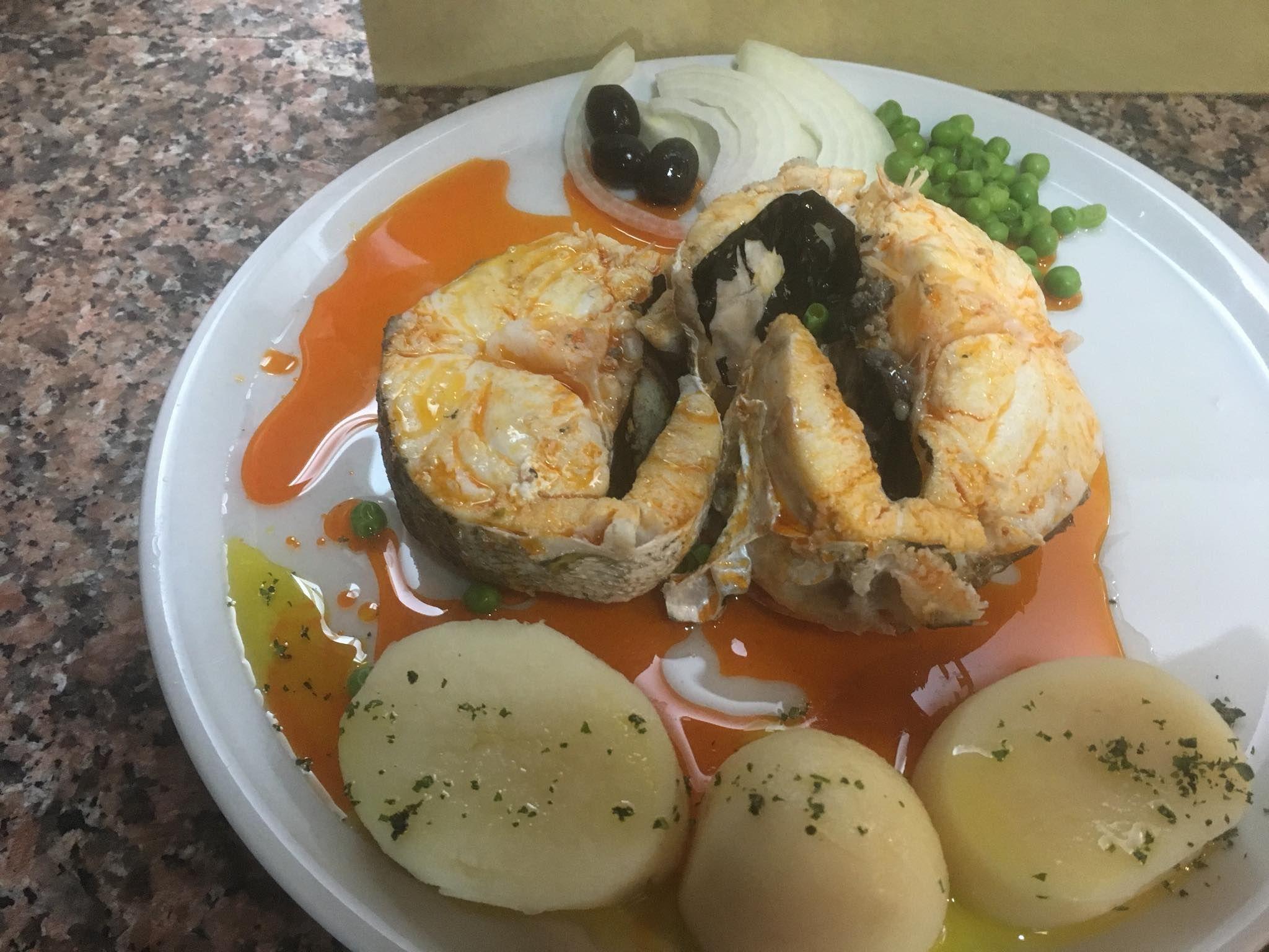 Pescados: Carta y menús de Parrillada Gardel