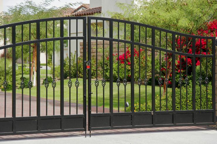 Especialistas en puertas de hierro forjado en Márbella
