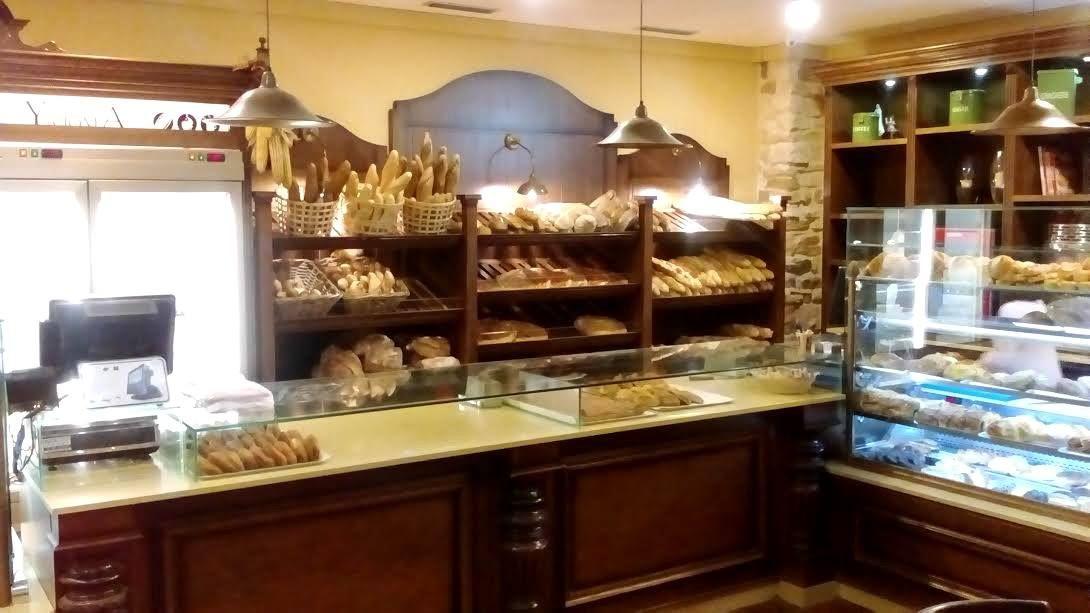 Panadería y pastelería Baiona