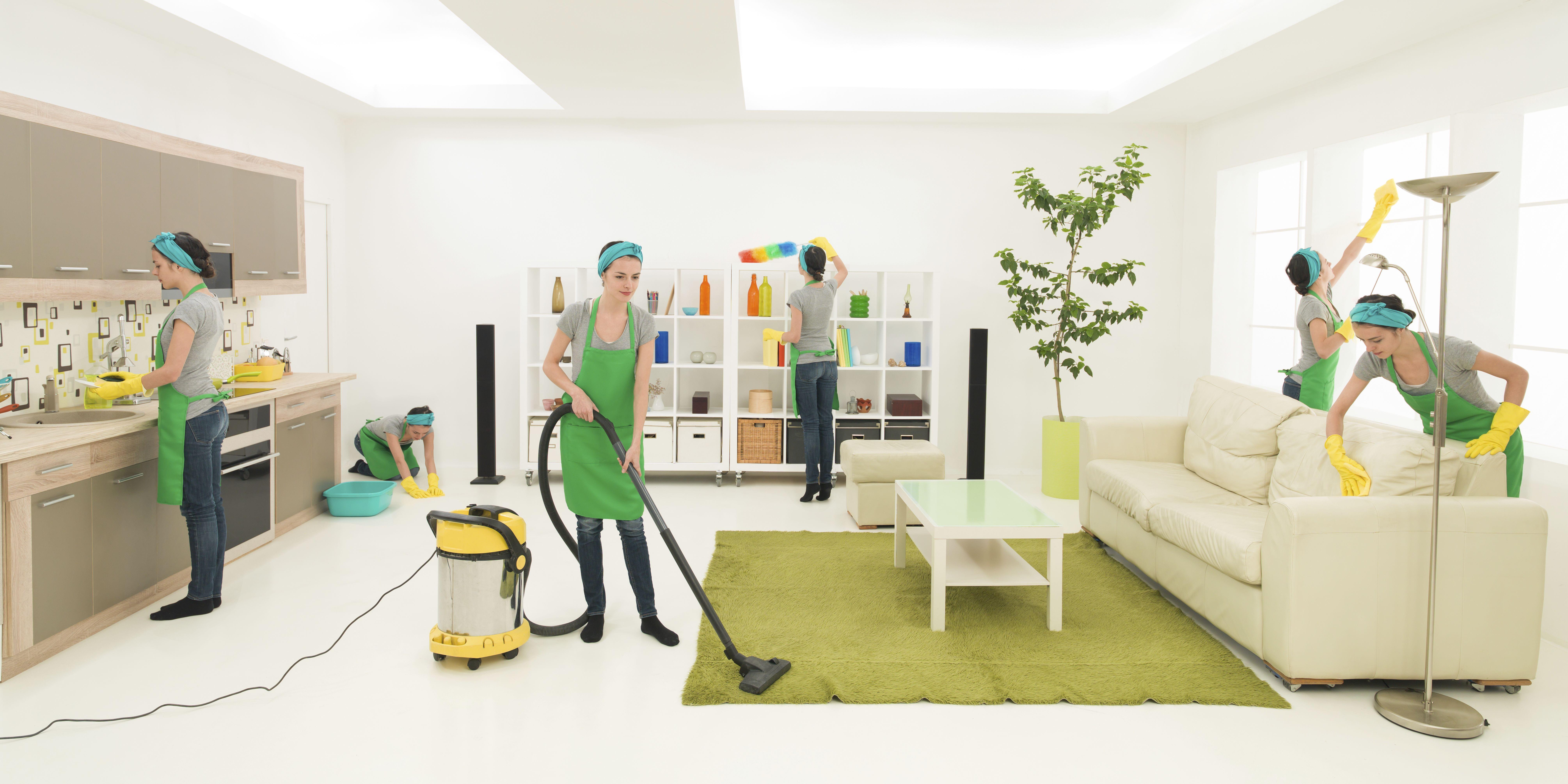 Limpiezas profundas en tu domicilio