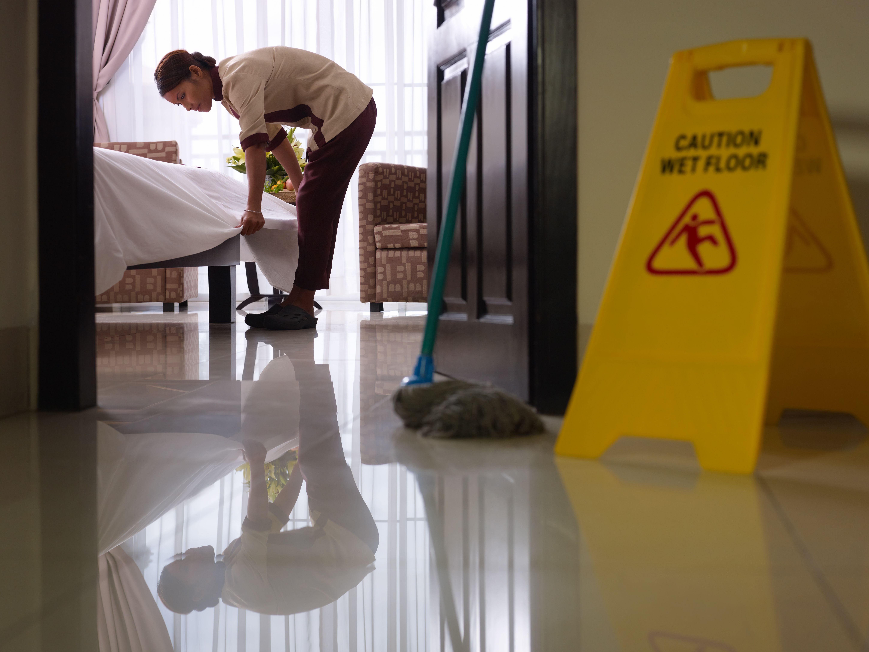 Limpieza a hoteles