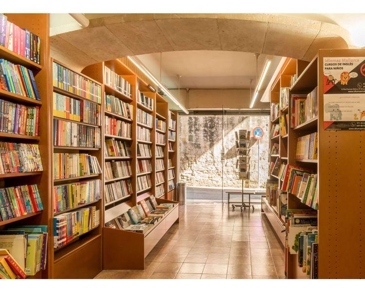 Libros de idiomas en Mallorca