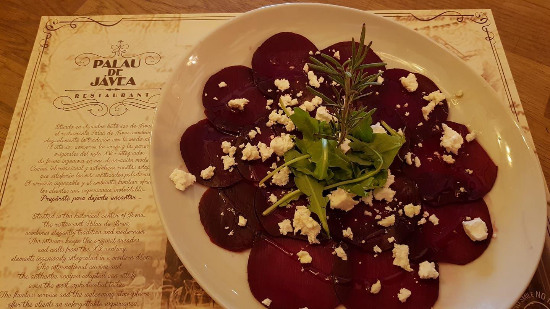 Foto 7 De Cocina Mediterránea En Restaurante Palau De Jávea