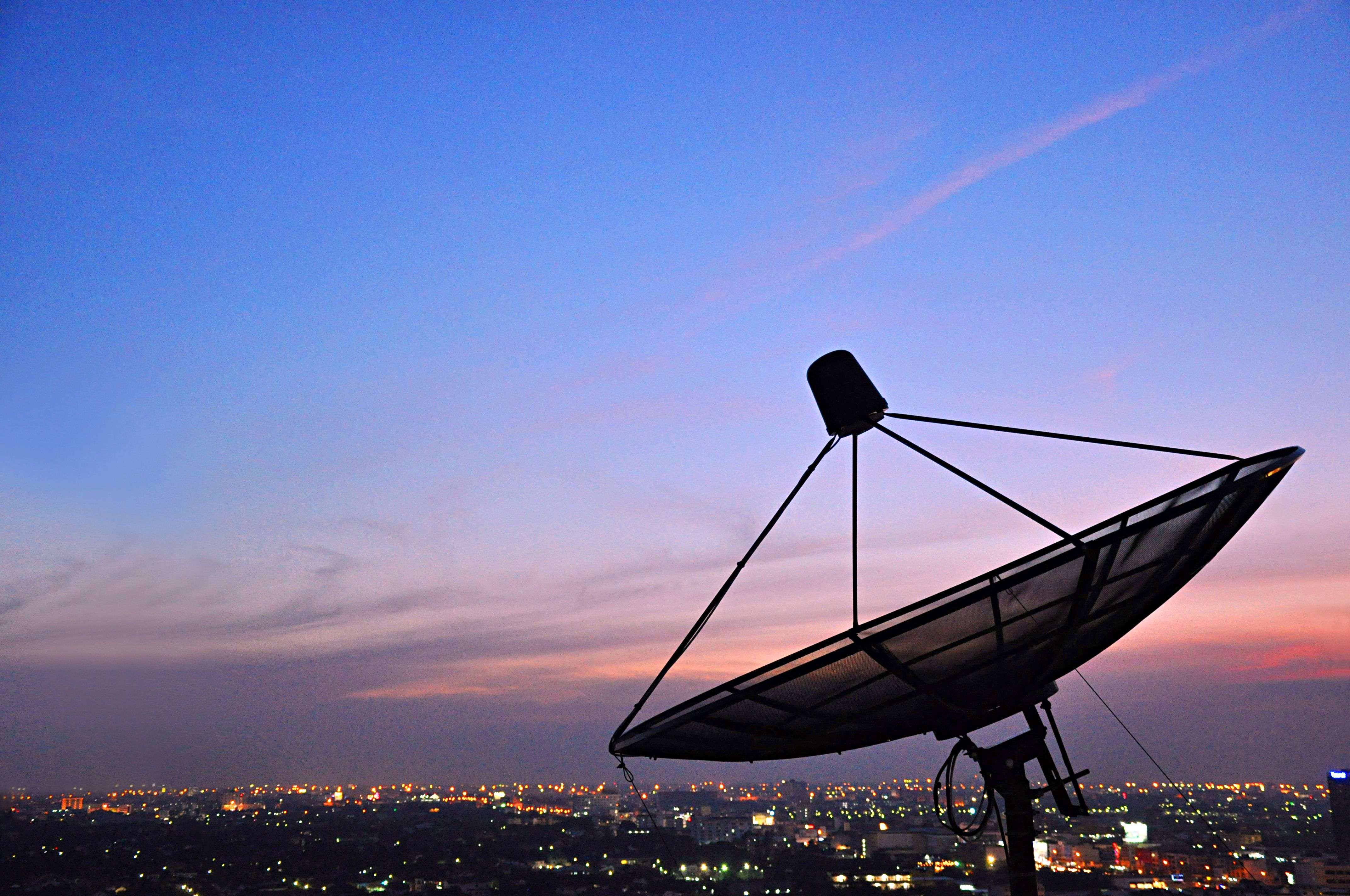 Instalación de todo tipo de antenas en Badajoz