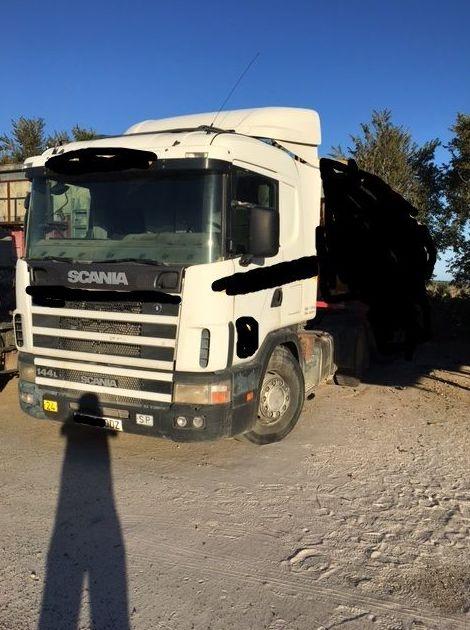 tractora scania 460