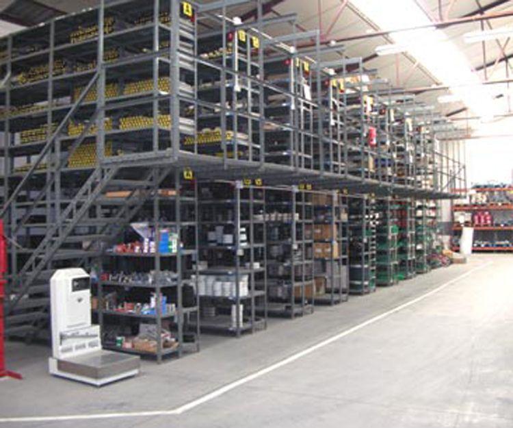 Empresa de mantenimiento y desmontajes industriales en Ajalvir